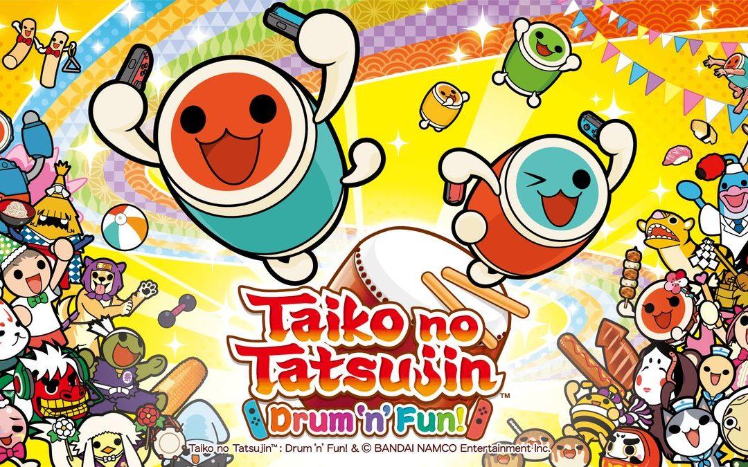 Taiko no Tatsujin débarque en Europe !