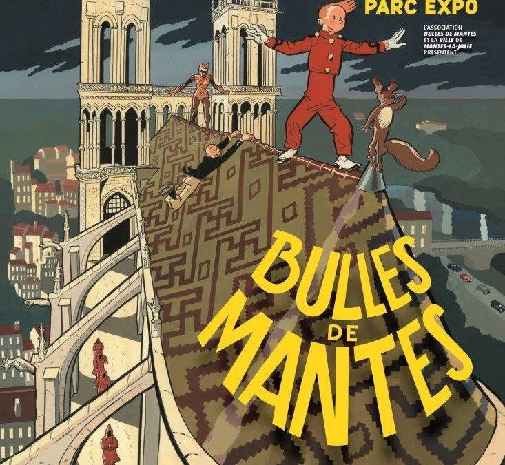 [EVENT] Bulles de Mantes