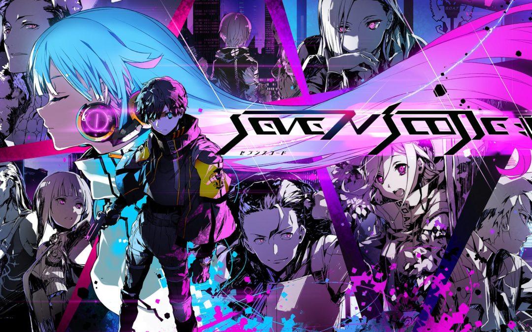 Nouveau jeu de Naoki Maeda : SEVEN's CODE